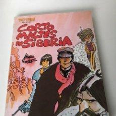Cómics: CORTO MALTÉS EN SIBERIA - TÓTEM. Lote 233898500