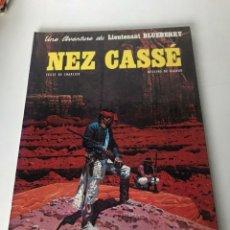 Cómics: NEZ CASSE. Lote 233899835