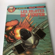 Cómics: LES PILOTES DE L'ENFER. Lote 233900870