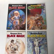 Cómics: BLACK MAGIC - COLECCION COMPLETA. Lote 233901815