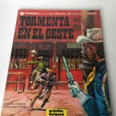 Cómics: BLUEBERRY 17. TORMENTA EN EL OESTE. Lote 233903110