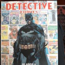Cómics: BATMAN, 80 AÑOS DE BATMAN. Lote 234024110