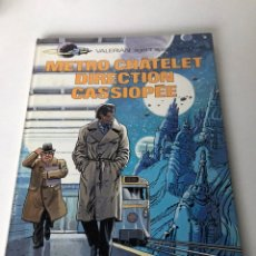 Cómics: METRO CHATELET DIRECTION CASSIOPEE. Lote 234173935