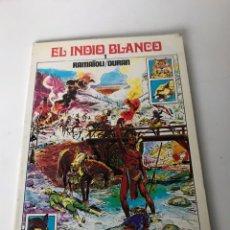 Cómics: EL INDIO BLANCO * EDICIONES RO 1981/1982. Lote 234175325