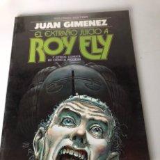 Cómics: EL EXTRAÑO JUICIO A ROY ELY Y OTROS CÓMICS DE CIENCIA FICCIÓN (TOUTAIN, 1984).. Lote 234178830