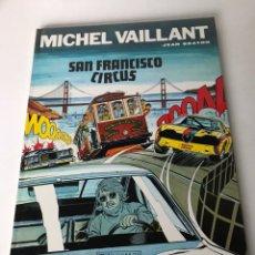 Cómics: MICHEL VAILLANT - SAN FRANCISCO CIRCUS. Lote 234288660