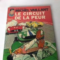 Cómics: MICHEL VAILLANT - LE CIRCUIT DE LA PEUR. Lote 234289265
