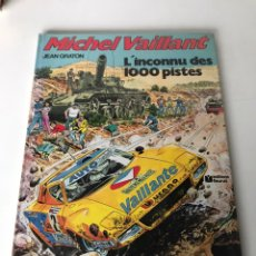 Cómics: MICHEL VAILLANT - L' INCONNU DES 1000 PISTES. Lote 234291825