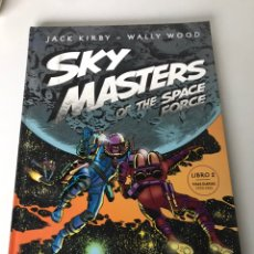 Comics: SKY MASTERS OF THE SPACE FORCE: 2. Lote 234292280