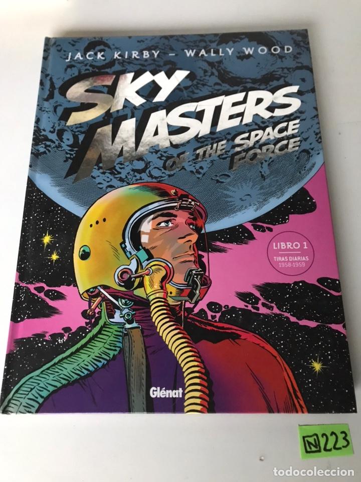SKY SPACE OF THE SPACE FORCÉ (Tebeos y Comics - Comics Colecciones y Lotes Avanzados)