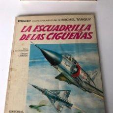 Cómics: LA ESCUDRILLA DE LAS CIGUELLAS. Lote 234305890