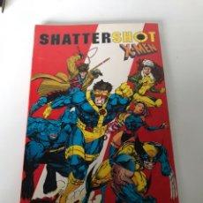 Cómics: SHATTERSHOT - X-MEN. Lote 234306950