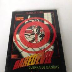Cómics: DAREDEVIL - GUERRA DE BANDAS. Lote 234307810