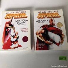 Comics : ALAN MOORE - SUPREME - LA HISTORIA DEL AÑO Y EL RETORNO. Lote 234308700