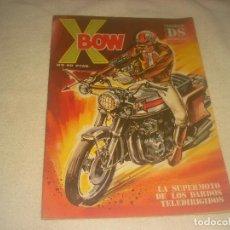 Cómics: X BOW N. 2 LA SUPERMOTO.. Lote 234309425