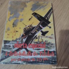Cómics: ANTIGUO COMIC REVISTA OFERTA ESPECIAL 4 APASIONANTES RELATOS II GUERRA MUNDIAL 1987. Lote 234433660
