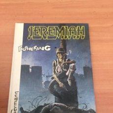 Cómics: JEREMIAH - BOOMERANG EDICIONES JUNIOR. Lote 234654670