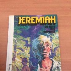 Cómics: JEREMIAH - DU SABLE PLEIN LES DENTS. Lote 234654960