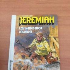 Cómics: JEREMIAH - LOS HEREDEROS SALVAJES. Lote 234655450