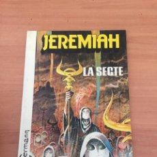Cómics: JEREMIAH - LA SECTA. Lote 234655690