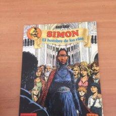 Cómics: LOS PEREGRINOS - SIMÓN EL HOMBRE DE LOS RÍOS. Lote 234656095