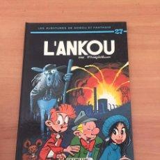 Cómics: L'ANKOU - DUPUIS. Lote 234656450
