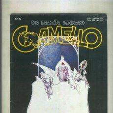 Comics: UN FANZIN LLAMADO CAMELLO NUMERO 10. Lote 234665800