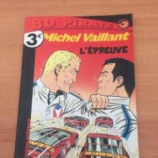 Cómics: MICHAEL VAILLANT - L'EPREUVE. Lote 234668090
