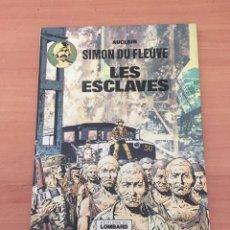 Cómics: LES CLAVES - SIMÓN DU FLEUVE. Lote 234669445