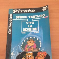 Cómics: VITO LA DEVEINE - SPIROU ET FANTASIO. Lote 234669650