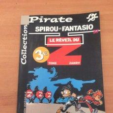 Cómics: LE REVEIL DU - SPIROU ET FANTASIO. Lote 234669880