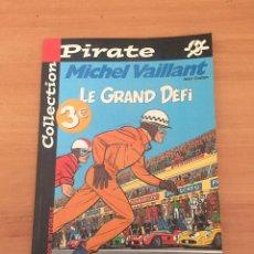 Cómics: MICHEL VAILLANT - LE GRAND DEFI. Lote 234670175