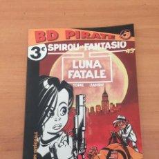Cómics: LUNA FATALE - SPIROU ET FANTASIO. Lote 234670330