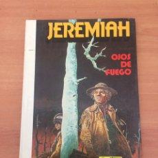 Cómics: JEREMIAH - OJOS DE FUEGO. Lote 234670490