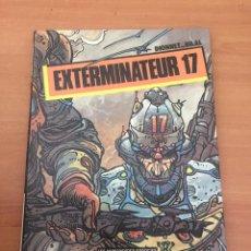 Comics : EXTERMINATEUR 17. Lote 234672590