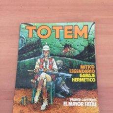 Cómics: TÓTEM GARAJE HERMÉTICO. Lote 234674910