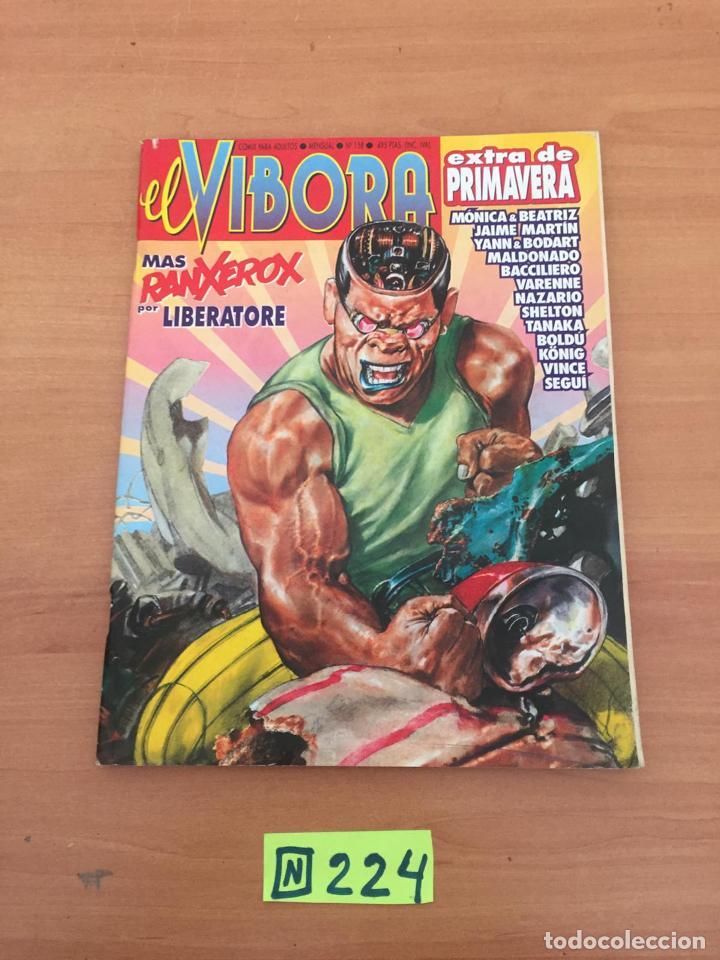 EL VIBORA EXTRA DE PRIMAVERA (Tebeos y Comics - Comics Colecciones y Lotes Avanzados)