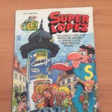 Cómics: SÚPER LOPEZ - OLE. Lote 234675360