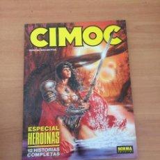Cómics: CIMOC ESPECIAL N 9. Lote 234675710