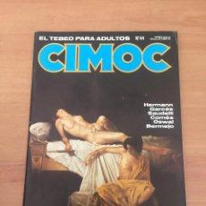 Cómics: CIMOC N44. Lote 234675890