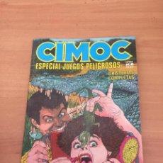 Cómics: CIMOC ESPECIAL N8. Lote 234676060
