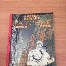 Cómics: METAL HURLANT - LA TORRE. Lote 234676510