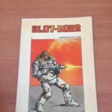 Cómics: SLOT - BARR. Lote 234676720