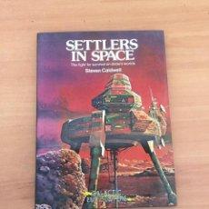 Cómics: SETTLERS IN SPACE. Lote 234677470