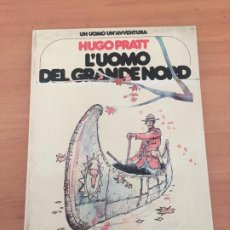 Cómics: HUGO PRATT - L'UOMO. Lote 234678640