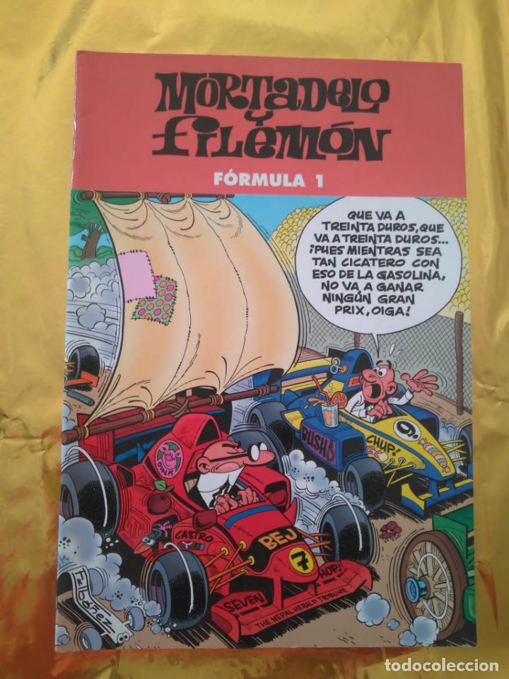 LOTE DE 25 TEBEOS-COMIC ESPAÑOL - MORTADELO FILEMON, ROMPETECHOS, PEPE GOTERA, 13 RUE PERCEBE, ETC.. (Tebeos y Comics - Comics Pequeños Lotes de Conjunto)