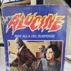 Cómics: ALUCINE MAS ALLA DEL SUSPENSE. Lote 234868220