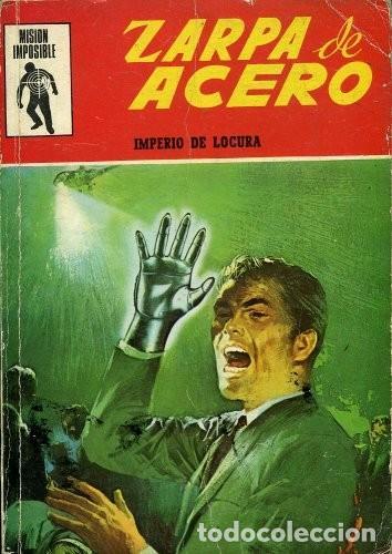 ZARPA DE ACERO (MISION IMPOSIBLE) (COMIC) (Tebeos y Comics Pendientes de Clasificar)