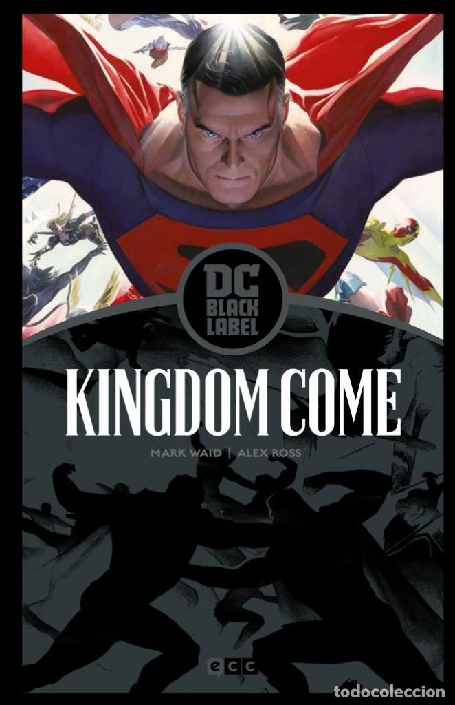 ALEX ROSS. KINGDOM COME INTEGRAL. BLACK LABEL. ECC. TAPA DURA (Tebeos y Comics - Comics otras Editoriales Actuales)