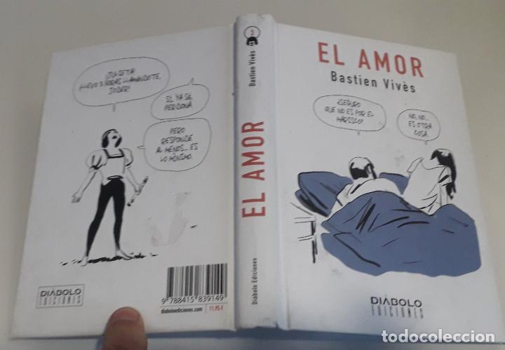 Cómics: COMIC DIABOLO bestien vives el amor - Foto 4 - 234922270